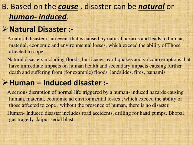 floods causes and consequences essay Droughts and floods  all of these have severe consequences to both the people living  awareness about what causes or aggravates these natural events is the.
