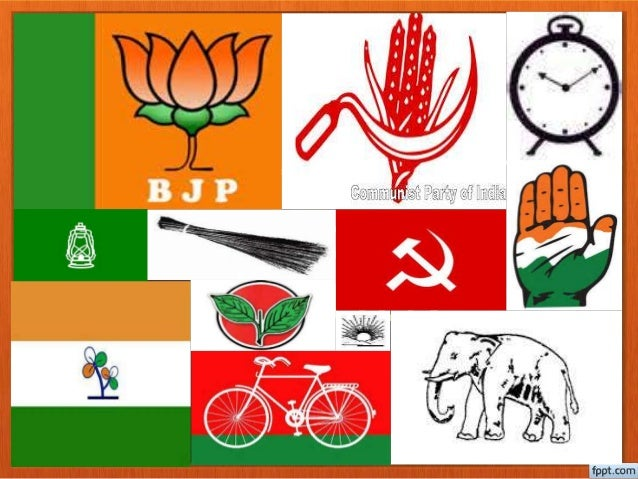 Lets Take A Look At Some National Political Parties