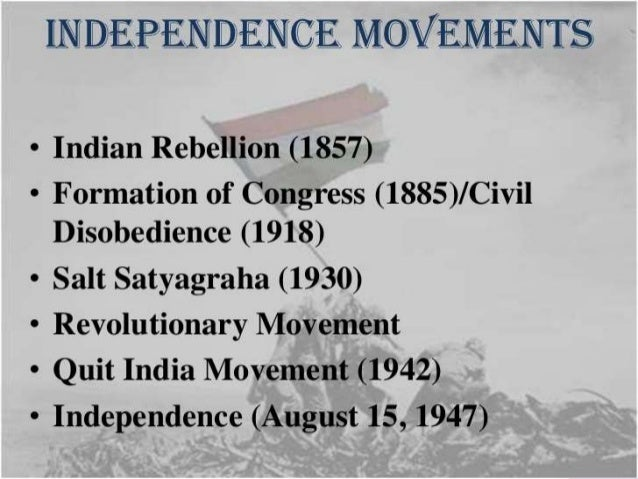 indian independence movement essay Need essay sample on indian independence movement we will write a cheap essay sample on indian independence movement specifically for you for only $1290/page.