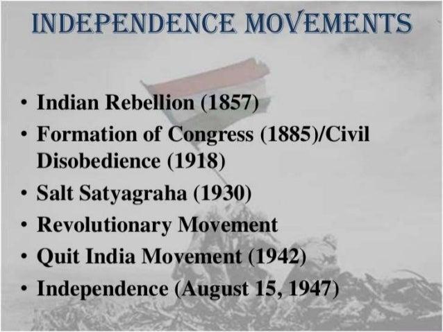 Freedom struggle india |authorstream.
