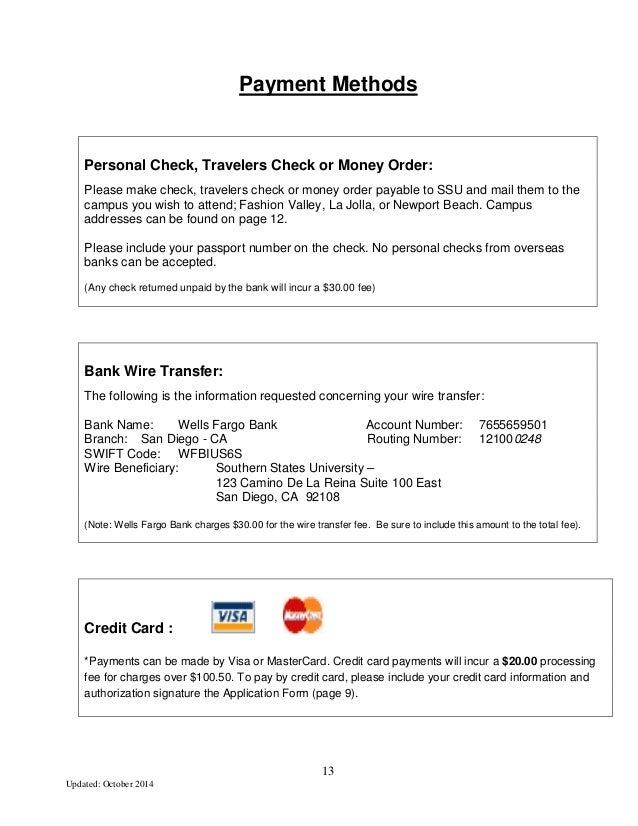Contemporary Wells Fargo Wire Transfer Form Embellishment ...