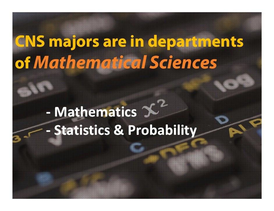 Msu Natural Science Majors