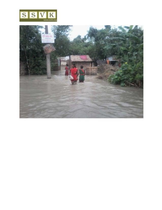 Urgent Appeal Issued For Teenage Boy 14 Missing After: Ssvk Urgent Appeal For Bihar (india) Floods Victimes