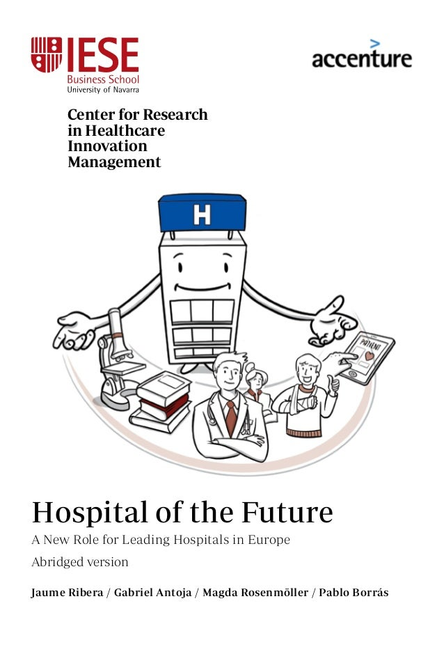 Internet of Things, AI to Play Key Role in Future Smart Hospitals