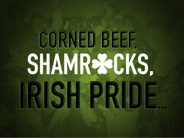 10 (Drunken) Facts about St. Patrick's Day  Slide 3