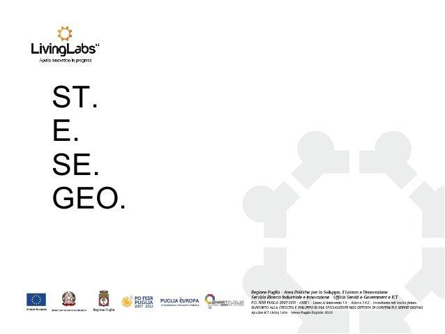 ST. E. SE. GEO.
