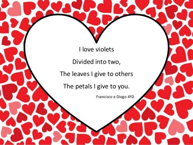 Perfekt Francisco E Diogo 4ºD; 13. I Love You Happy Valentineu0027s Day ...