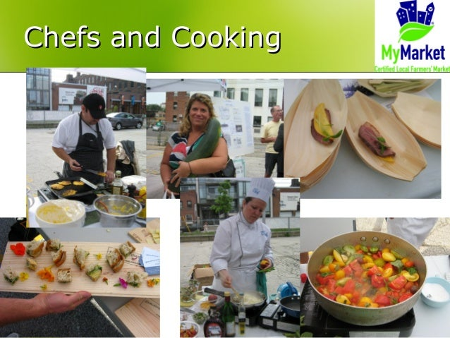 Chefs and CookingChefs and Cooking
