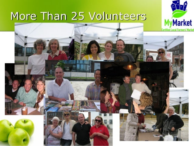 More Than 25 VolunteersMore Than 25 Volunteers