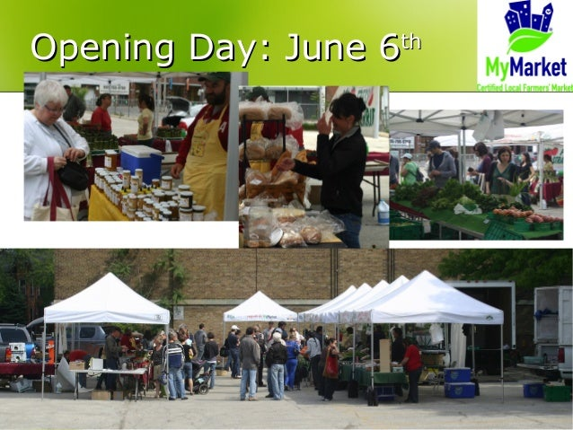 Opening Day: June 6Opening Day: June 6thth