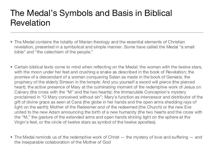 The Miraculous Medal For Our Times