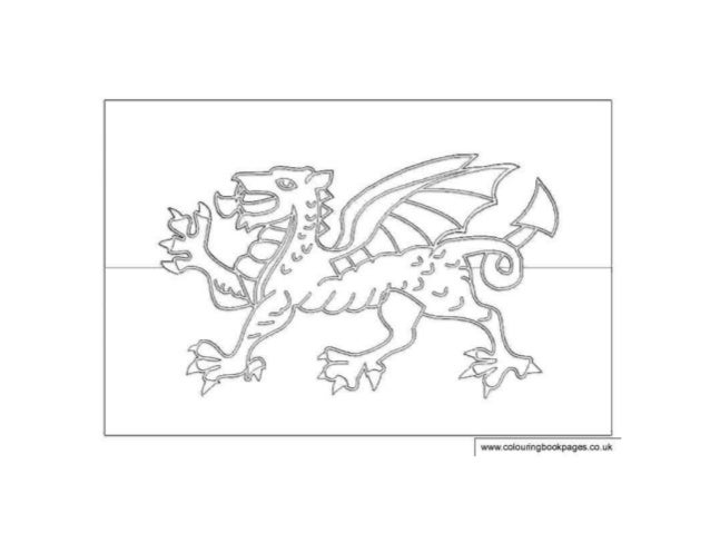 st davids day colouring pages and kids colouring activities