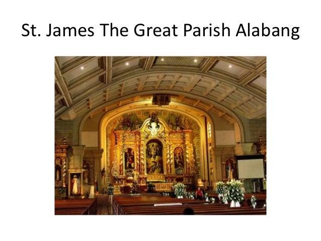 St. James The Great Parish Alabang