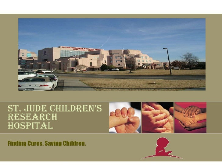 St. Jude Children's Research Hospital Finding Cures. Saving Children.