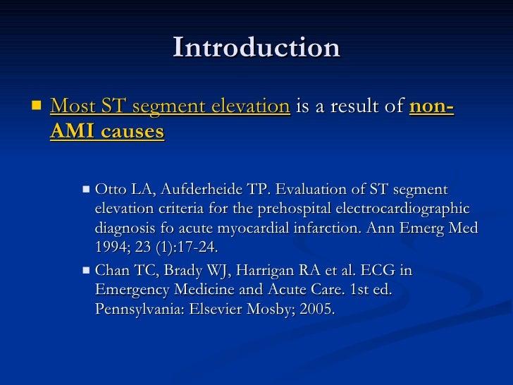 St Segmen  ecg/dr mahipal Slide 3