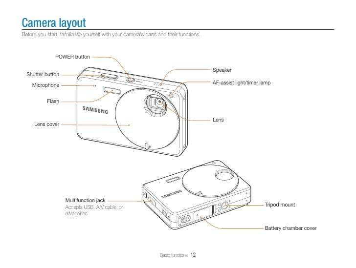 Samsung Camera ST10 User Manual