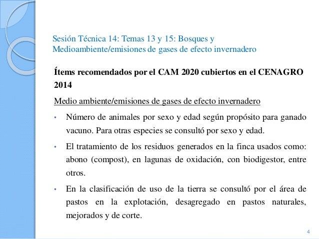 Costa Rica- Temas 13 y 15: Bosques y Medio ambiente/emisiones de gase…