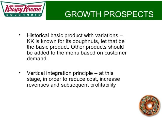strategy philosophy krispy kreme Krispy kream donut marketing plan krispy kreme company marketing philosophy is no marketing strategy has been successful this far, krispy kreme might.