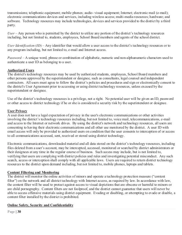 acceptable use policy aup definition essay College essay writing service tutorial an acceptable use policy (aup) is a very important policy within organizations to define an acceptable use policy (aup) is a very important policy within organizations to define acceptable employee behavior when accessing company resources.