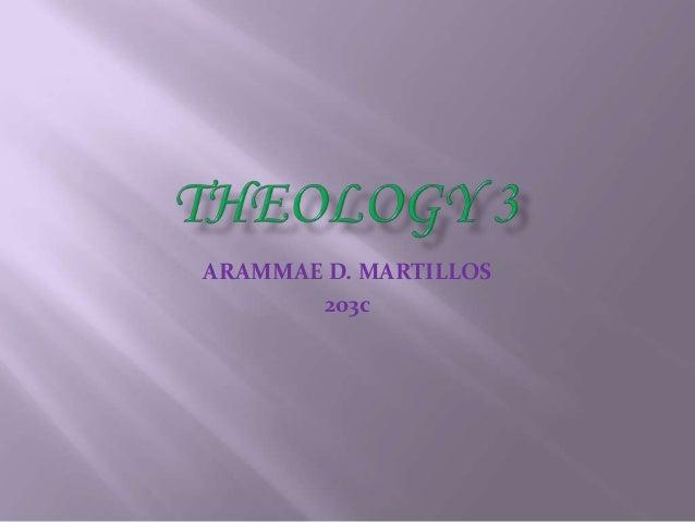 ARAMMAE D. MARTILLOS       203c