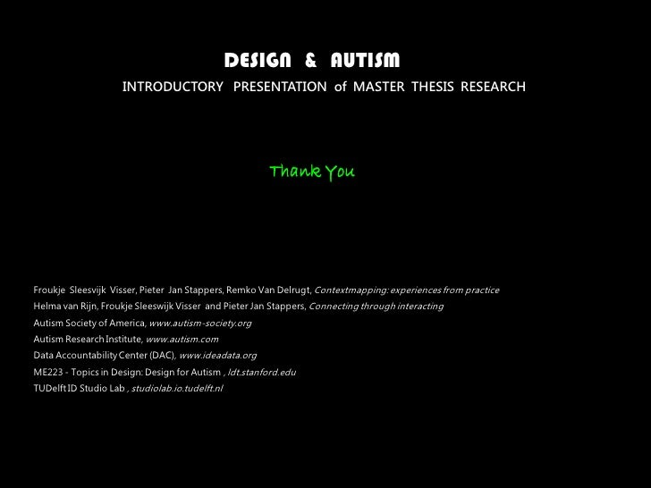 Dsp master thesis