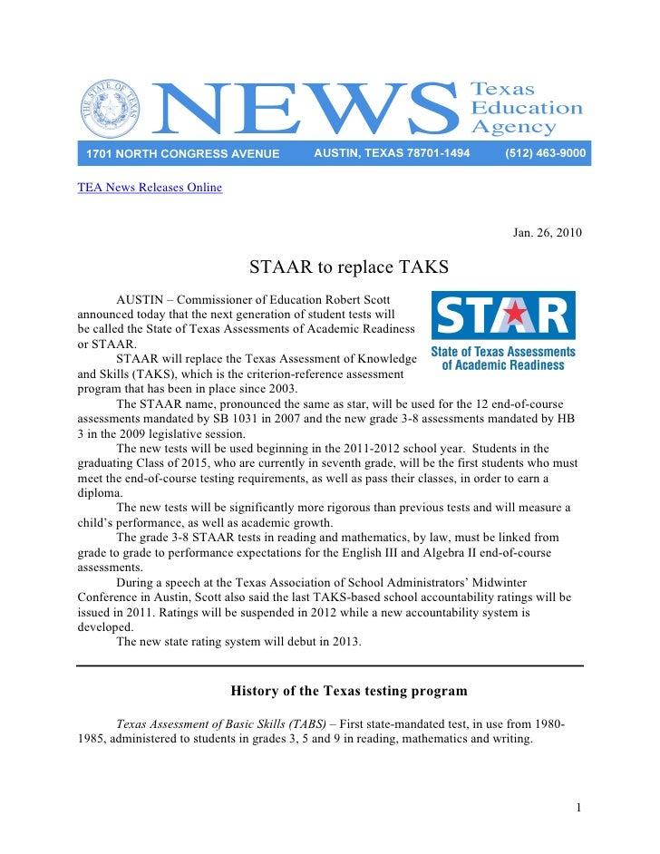 TEA News Releases Online                                                                                       Jan. 26, 20...