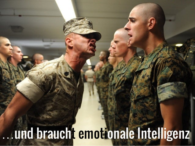…und braucht emotionale Intelligenz