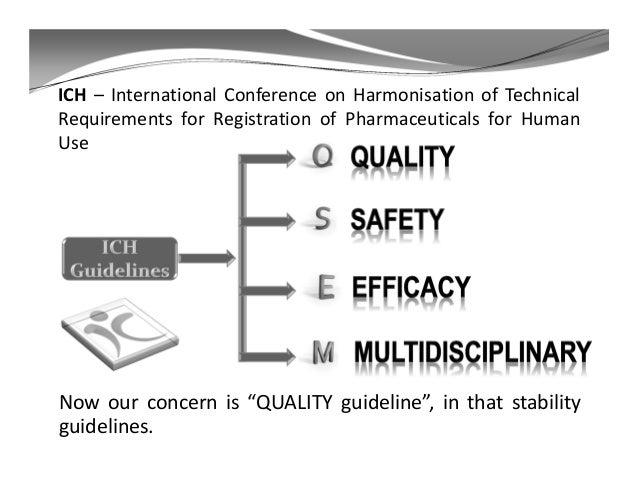stability study protocol template - ich stability studies