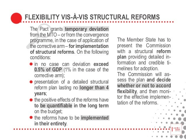 the stability and growth pact pros Stability and growth pact 1 stability and growth pact flexibility clauses january 2016 2 many eu member states, including italy, have been.