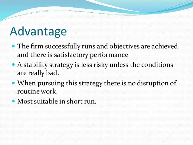 Stability strategy abhishek prakash02