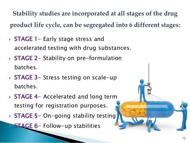 Stability Studies - Oracle