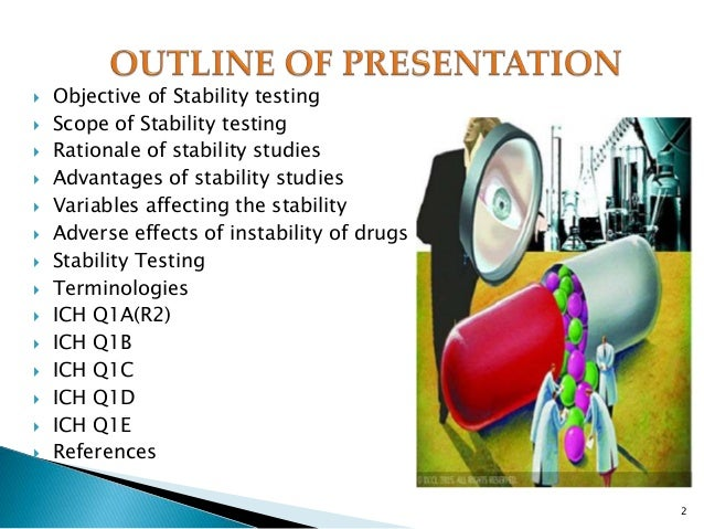 Stability studies ICH Q1A-Q1E Guidelines ppt Slide 2