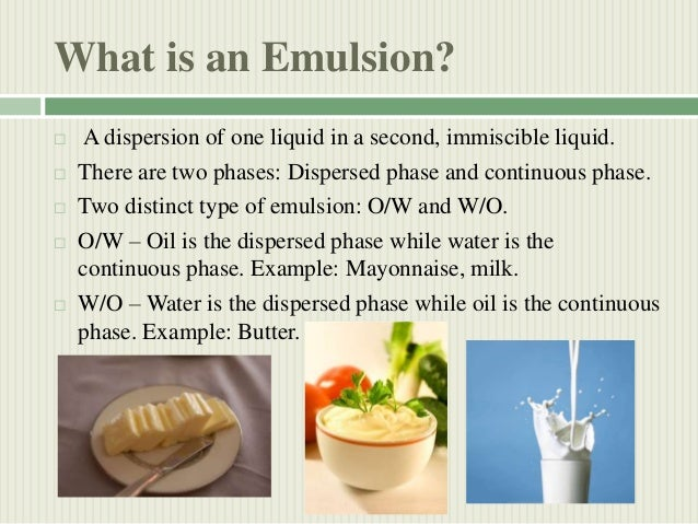 What is an Emulsion? The Secret to Sauces and Dressings