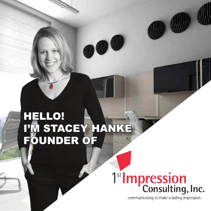 Hello! I'm Stacey Hanke founder of