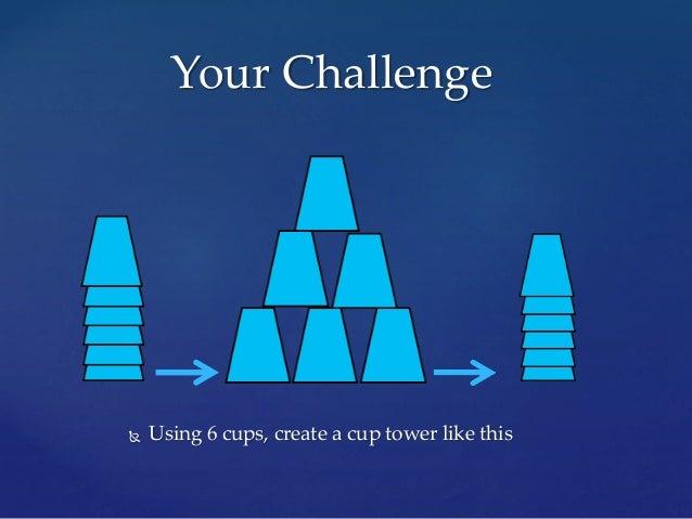 Stack It Up Challenge