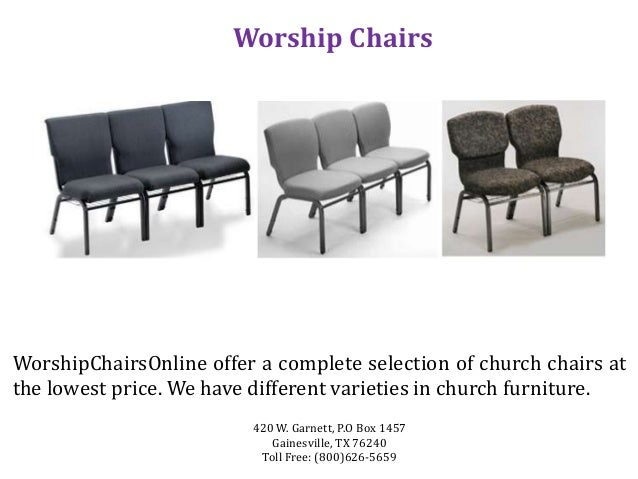Stackable & Church Chairs Store - WorShipChairsOnline.com