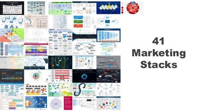 41 Marketing Stacks
