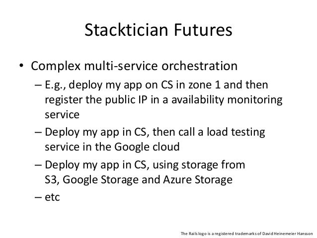 StackMate - CloudFormation for CloudStack