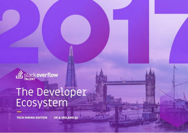 About The Developer Hiring Report Throughout 2017, Stack Overflow will release four new reports that take a close look at ...