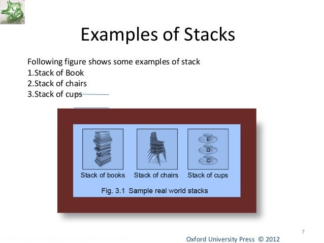 Data structures & algorithms stacks & queues.