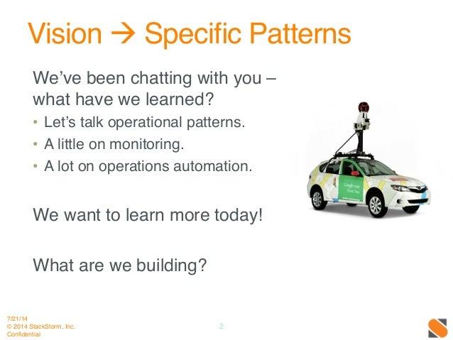 StackStorm DevOps Automation Webinar Slide 2
