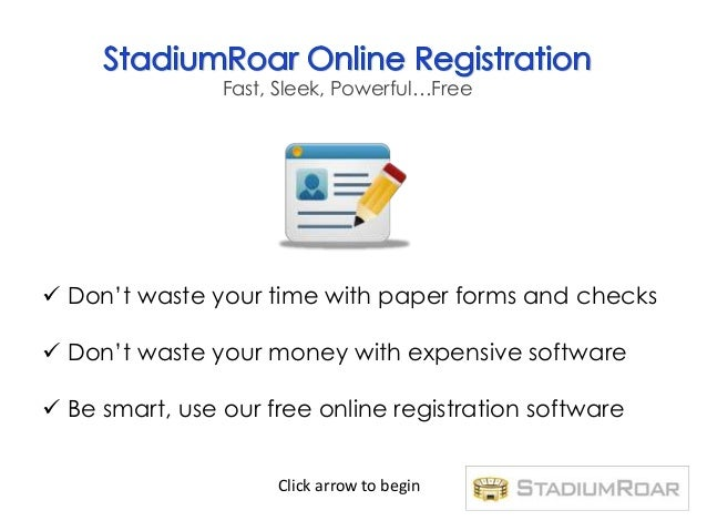 Fast, Sleek, Powerful…Free Don't waste your time with paper forms and checks Don't waste your money with expensive softw...
