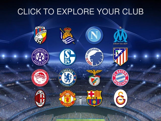 CLICK TO EXPLORE YOUR CLUB