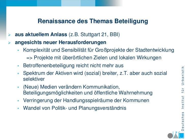 Stadt und Netz - Partizipation und Kooperation  - Dr. Reimann - 16.11.2011 Slide 3