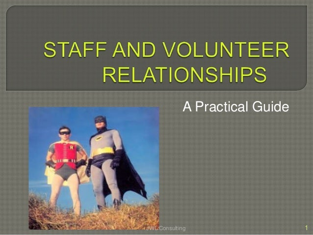 A Practical Guide  JWL Consulting  1