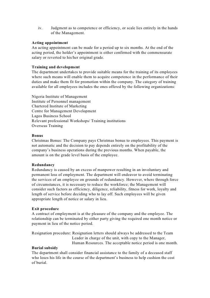 Staff handbook proposal 4 altavistaventures Images