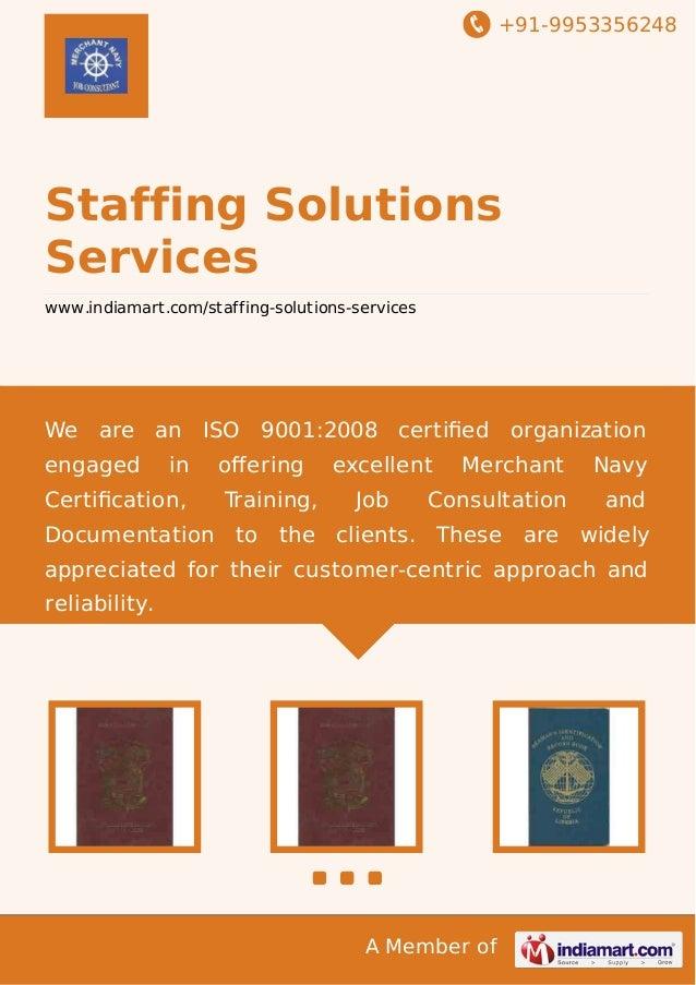 Staffing Solutions Services, Navi Mumbai, Panama CDC