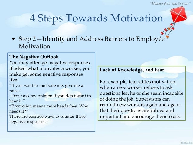employee morale and motivation Subject: job satisfaction, employee morale, and employee motivation keywords ilr school, new york state school of industrial and labor relations, thesis, theses.