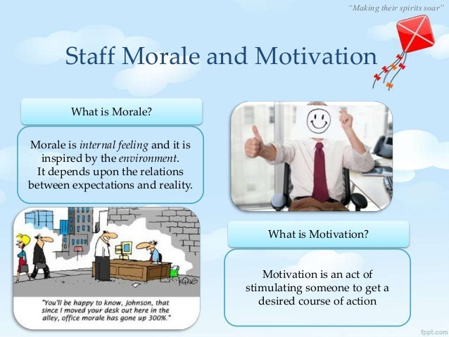 employee morale motivation research paper Improving federal employee morale raquita jeter intrinsic motivation, employee morale in this research, i will focus on employee morale and the motivational.