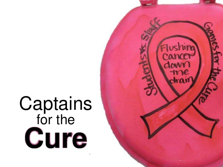 Captains for theCure